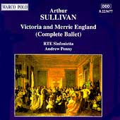 Sullivan: Victoria and Merrie England / Andrew Penny