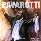 The Pavarotti Collection, Vol. 2 [11 CDs]