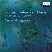 J.S. Bach: Goldberg Variations / Yuan Sheng, piano