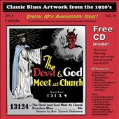 Various Artists: Classic Blues Artwork from the 1920s Calendar 2013