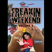 Various Artists: Freakin Fo Da Weekend #5