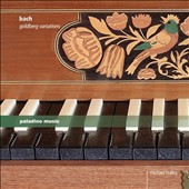 Bach: Goldberg Variations / Michael Tsalka, clavichord