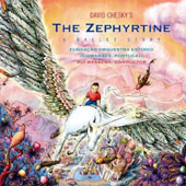 David Chesky: The Zephyrtine, a ballet story / Rui Massena