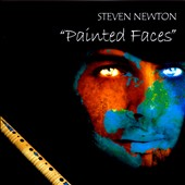 Steven Newton: Painted Faces