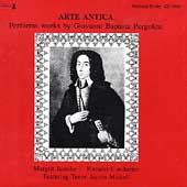 Pergolesi: Salve Regina, Laudate Pueri, etc / Arte Antica