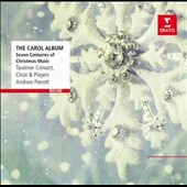 Carol Album: 7 Centuries of Christmas Music - traditional carols / Taverner Consort & Players, Parrott