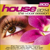 Various Artists: House: The Vocal Session 2014