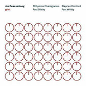 Grist: New Music for Flute and Electronics by Efthymios Chatzigiannis, Paul Whitty, Stephen Cornford, Paul Dibley