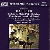 Spanish Music Collection - Halffter / Halffter-Caro, et al