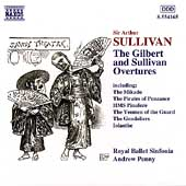 Sullivan: The Gilbert and Sullivan Overtures / Penny, et al
