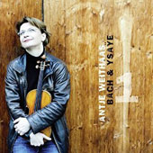 Bach: Sonata for solo violin No. 1; Partita for solo violin No. 2; Ysaye: Sonata Op. 27/1 & 2 / Antje Weithaas: violin