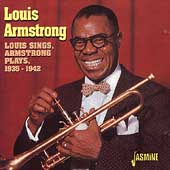 Louis Armstrong: 1935-1942