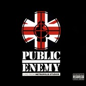 Public Enemy: Live from Metropolis Studios [PA] [Digipak]