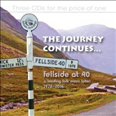 Various Artists: The Journey Continues: Fellside at 40