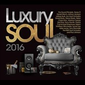 Various Artists: Luxury Soul 2016