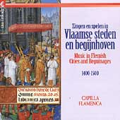 Music in Flemish Cities and Beguinages 1400-1500