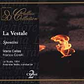 Callas Collection - Spontini: La Vestale / Corelli, et al