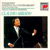 Tchaikovsky: Symphony no 1, etc / Abbado, Chicago SO