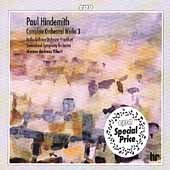 Hindemith: Complete Orchestral Works Vol 3 / Albert , et al