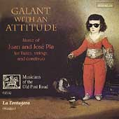 Galant With an Attitude - Juan & Jos&eacute; Pla