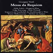 Verdi: Messa da Requiem / Karajan, Zadek, Christoff, et al