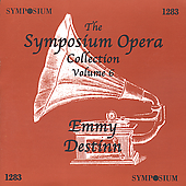 Symposium Opera Collection Vol 6 - Emmy Destinn