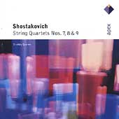 Shostakovich: String Quartets no 7, 8 & 9 / Brodsky Quartet