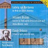 Concertgebouw Series - Beethoven, Brahms, Debussy / Monteux