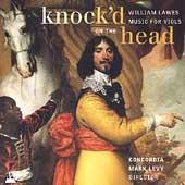 Knock'd on the Head - Lawes / Mark Levy, Concordia
