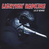 Lightnin' Hopkins: Live at Newport