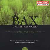 Classics - Bax: Orchestral Works Vol 4 / Handley, et al