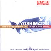Yoshimatsu: Cello Concerto, Age of Birds, etc / Dixon, et al