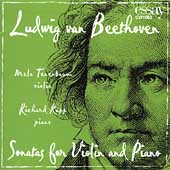 Beethoven: Sonatas for Violin and Piano / Tenenbaum