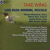 Take Wing - Persichetti, etc / Lois Bliss Herbine, et al