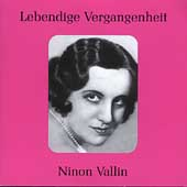 Legendary Voices - Ninon Vallin