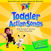 Cedarmont Kids: Toddler Action Songs