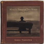 Greg Trooper: Make It Through This World