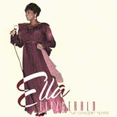 Ella Fitzgerald: The Concert Years [Box]