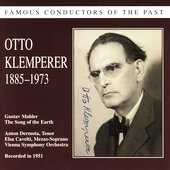 Famous Conductors of the Past - Otto Klemperer