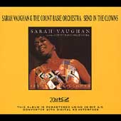 Count Basie Orchestra/Sarah Vaughan: Send in the Clowns [Pablo] [Remaster]