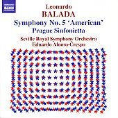 Balada: Symphony no 5, etc / Alonso-Crespo, Seville Royal SO
