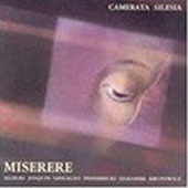 Miserere / Anna Szostak, Camerata Silesia