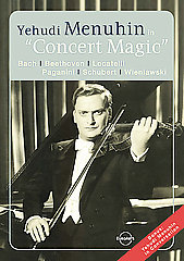 Various / Yehudi Menuhin: Concert Magic / Symphony Orchestra Of Hollywood, Antal Dorati (Conductor)
