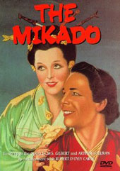 Gilbert & Sullivan: The Mikado / Stroud, Barclay, Baker [DVD]