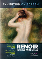 Exhibition On Screen: Renoir - Revered and Reviled, biography, location footage and behind the scenes at the gallery / From the Barnes Foundation, Philadelphia [DVD]