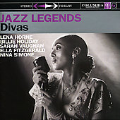 Various Artists: Jazz Legends: Divas
