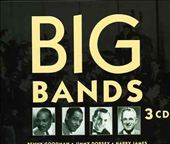 Various Artists: Big Bands [Goldies Box Set]