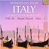 Joël Francisco Perri: Mandolins from Italy: 24 Most Popular Melodies
