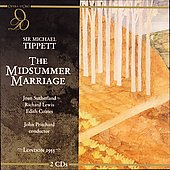 Tippett: Midsummer Marriage / Pritchard, Sutherland, Lewis