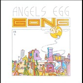 Gong: Angel's Egg (Radio Gnome Invisible, Pt. 2) [Japan] [Digipak] [Limited] [Remaster]